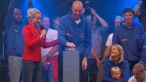 1,4 miljoen kijkers voor huldiging Maarten van der Weijden