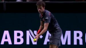 ABN AMRO World Tennis Tournament 2019 live op tv