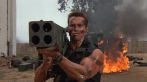 Actieklassieker Commando zie je woensdag op Veronica
