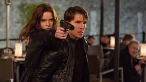 Actiekraker Mission: Impossible - Rogue Nation woensdag te zien op Veronica