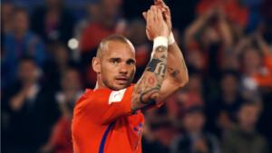 Afscheidswedstrijd Wesley Sneijder, Nederland - Peru, live op tv