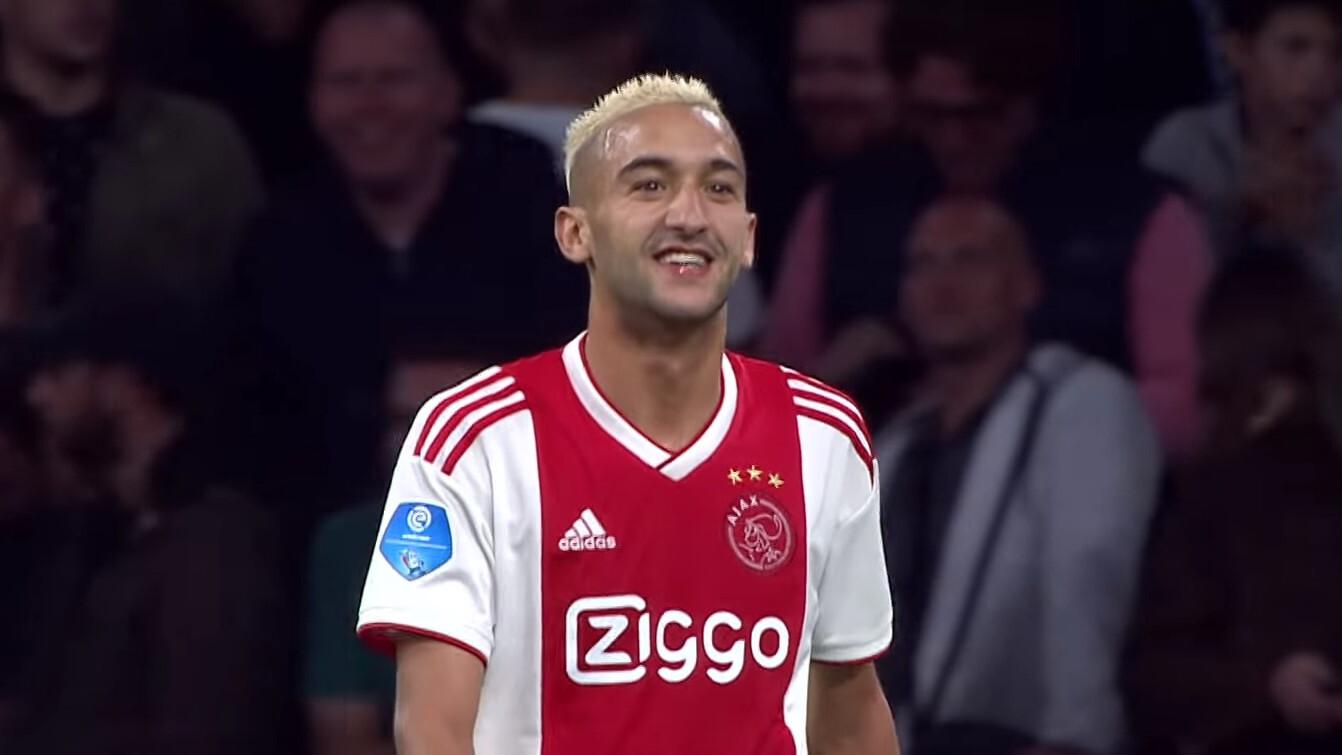 Ajax - AEK Athene live op tv