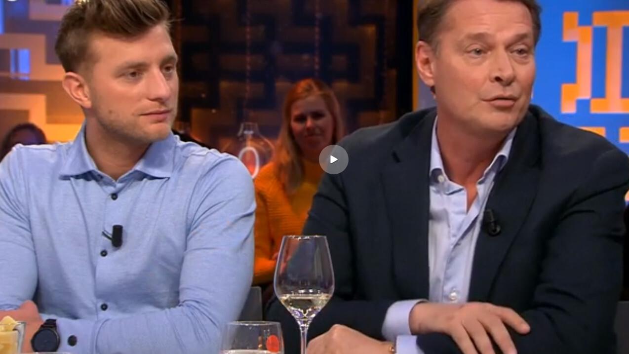 Albert Verlinde en Jan Versteegh over 6 Inside