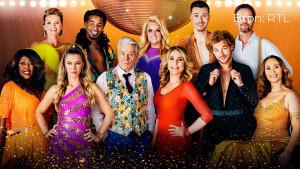 Avondvullende liveshow Dancing with the Stars vanaf zaterdag te zien op RTL 4