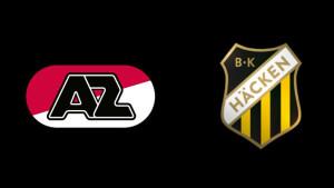 AZ - BK Häcken live op tv in voorronde Europa League