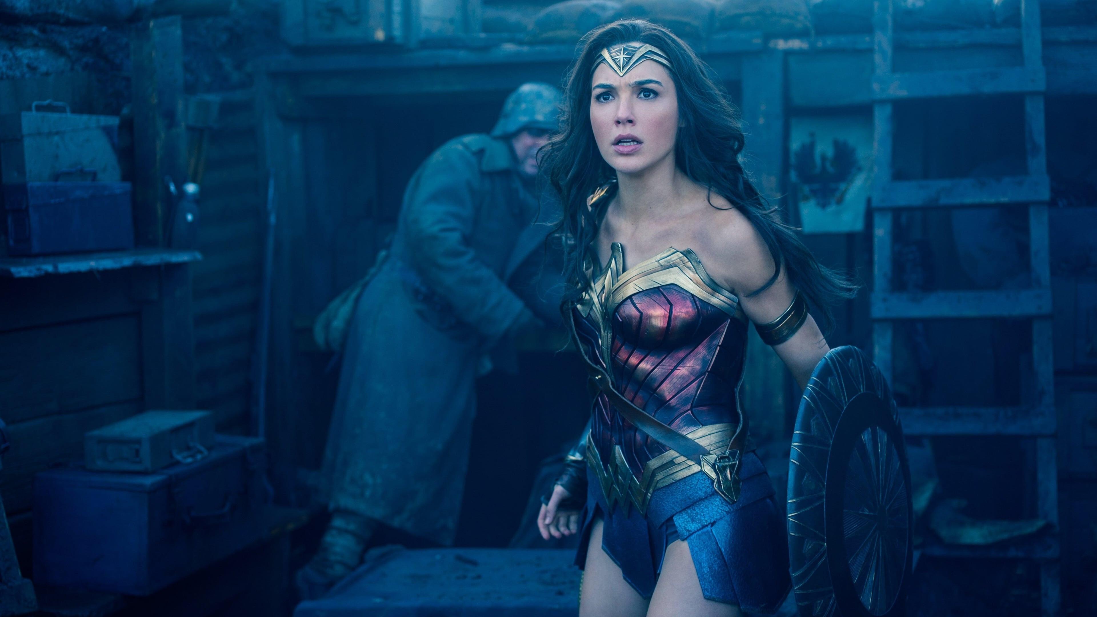 Wonder woman hanteert een nieuwe verhoortechniek