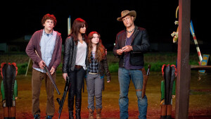 Briljante horrorcomedy Zombieland op tv