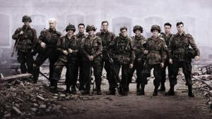 Briljante oorlogsserie Band of Brothers vanaf maandag te zien op België Eén