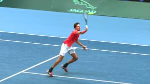 Davis Cup-tennis Tsjechië - Nederland live op tv