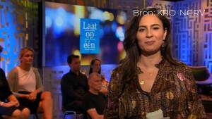 Debuut Laat op Eén - met Nadia Moussaid trekt 679.000 kijkers