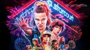Deze 5 series, met onder meer Stranger Things en Suits, komen in juli 2019 naar Netflix