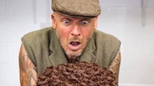 Dirty Vegan: Mathew Pritchard viert vegan leven