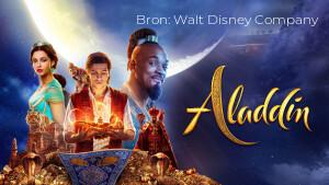 Disney live action Aladdin nog in december op Disney Plus