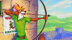 Disneyklassieker Robin Hood vanavond te zien op SBS 9
