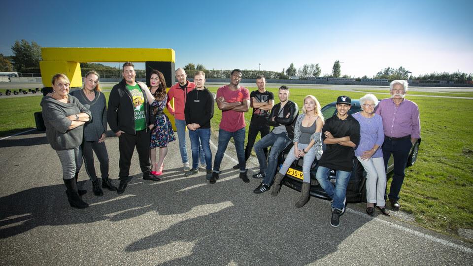 Dit zijn de deelnemers aan De Slechtste Chauffeur van Nederland 2019