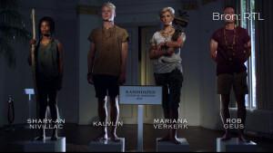 Dit zijn de eerste acht kandidaten van Expeditie Robinson 2019