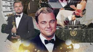 Documentaire Leonardo DiCaprio: Hollywood's Golden Boy zie je woensdag op NPO 2