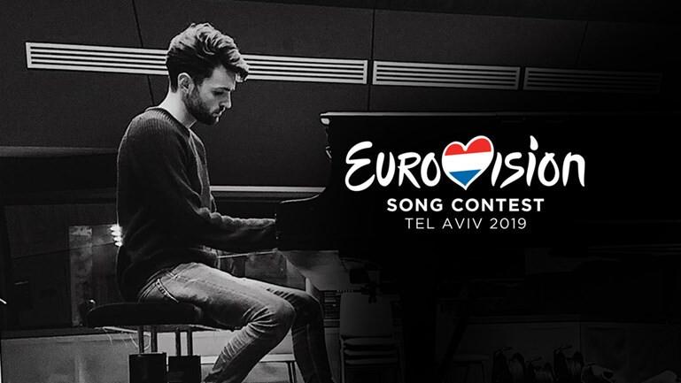 Duncan Laurence door naar finale Songfestival 2019