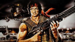 Eerste Rambo-film First Blood zie je vrijdag op Veronica