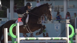 EK paardensport in Rotterdam live op tv