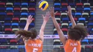 EK volleybal live op tv (vrouwen)