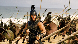 Epische historische film Troy maandag te zien op Net5 in Vintage Love-maand