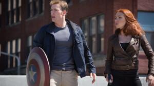 Epische superheldenfilm Captain America: The Winter Soldier maandag te zien op FOX
