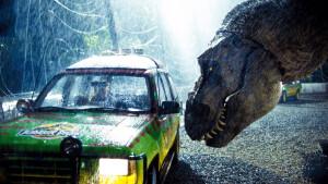 Fantastisch filmspektakel Jurassic Park zie je maandag op Veronica