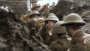 Fantastische documentaire They Shall Not Grow Old vanavond te zien op BBC Two