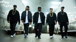 Fantastische hiphop-film Straight Outta Compton zondag te zien op SBS9