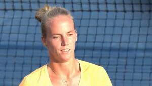 Fed Cup-tennis Japan - Nederland live op tv