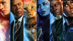 Film Captain Marvel nu ook thuis te zien