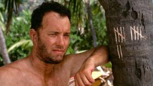 Film op tv: Tom Hanks in topvorm in survivalfilm Cast Away