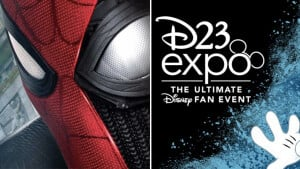Film Update: Alles over Spider-Man soap en Disney's D23 in Anaheim