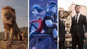 Film update: Bijzondere posters The Lion King, eerste details Onward en nieuwe Men in Black een flop?