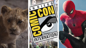 Film update: Eerste reacties The Lion King,  voorbeschouwing San Diego Comic Con en toekomst Spider-Man?
