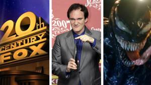 Film Update: FOX bij Disney, laatste Quentin Tarantino en Serkis als regisseur Venom 2