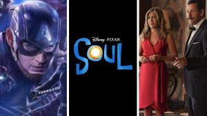 Film Update: Re-release Avengers: Endgame, nieuw Pixar-project Soul en kijkcijferkanon Murder Mystery