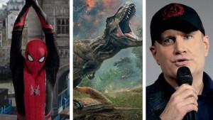 Film Update: Toch derde Spider-Man in MCU, Jurassic World 3 en maakt Kevin Feige Star Wars-film?