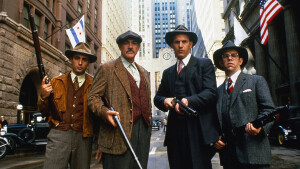 Filmklassieker The Untouchables op Canvas