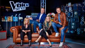 Finale van The Voice Senior vrijdag te zien op RTL 4