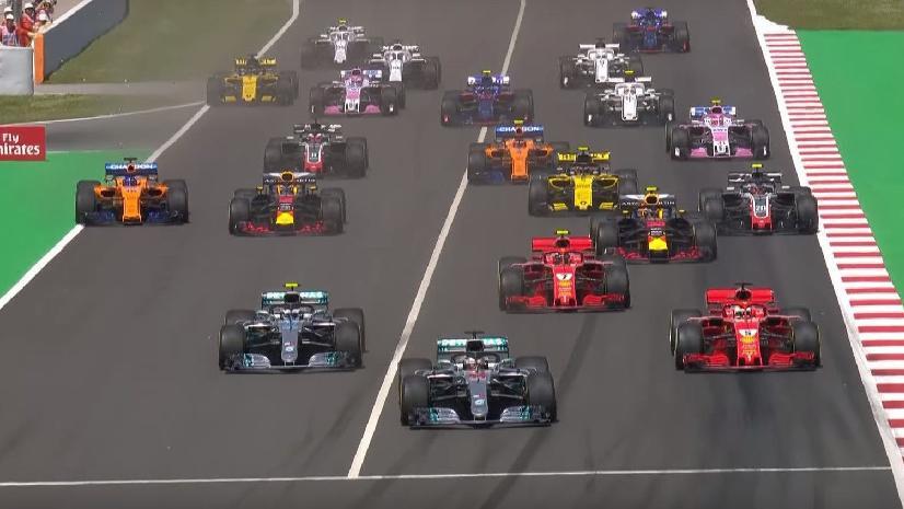 Formule 1 GP van Zandvoort in 2020 voor heel Nederland gratis te zien
