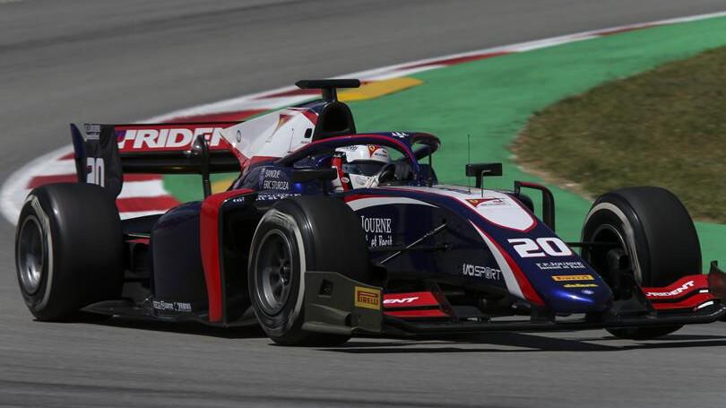 Formule 2 2019 live op tv