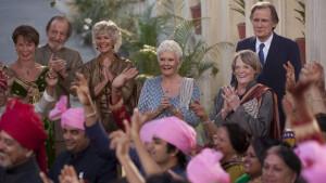 Geweldige Britse comedy The Best Exotic Marigold Hotel donderdag op Net 5