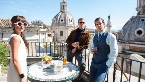 Geweldige misdaadfilm The Man from U.N.C.L.E. woensdag te zien op Veronica