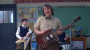 Geweldige muziekcomedy School of Rock zie je zaterdag op Comedy Central