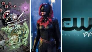 Serie Update: Rick & Morty, trailer Batwoman en toekomst CW op Netflix