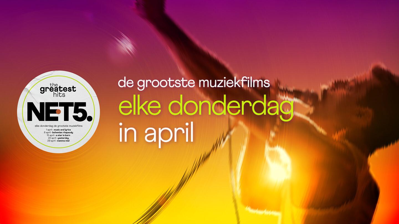 Greatest Hits filmmaand op Net20 deze vijf muzikale films zijn in april ...