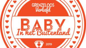 Nieuw in 2019: Grenzeloos Verliefd: baby in het buitenland