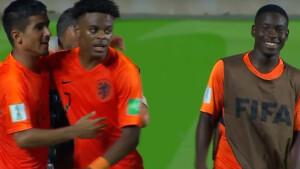 Halve finale Nederland - Mexico op WK onder 17 live te zien